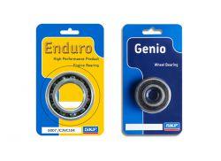 Giới thiệu về bạc đạn xe máy SKF Enduro và Genio