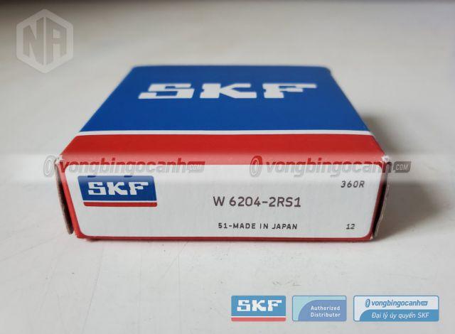Vòng bi SKF W 6204-2RS1