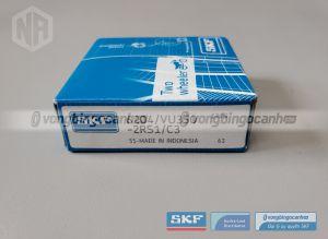 Vòng bi xe máy 6204/VU350-2RS1/C3 SKF chính hãng