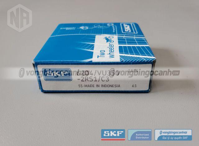 Vòng bi xe máy 6204/VU350-2RS1/C3