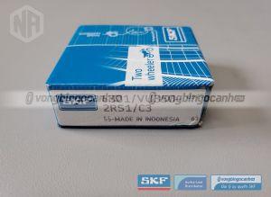 Vòng bi xe máy 6301/VU350-2RS1/C3 SKF chính hãng