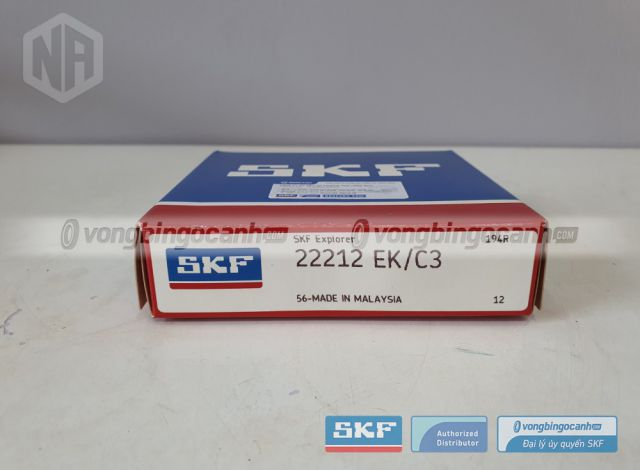 Vòng bi 22212 EK/C3