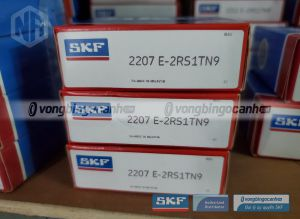 Vòng bi 2207 E-2RS1TN9 SKF chính hãng