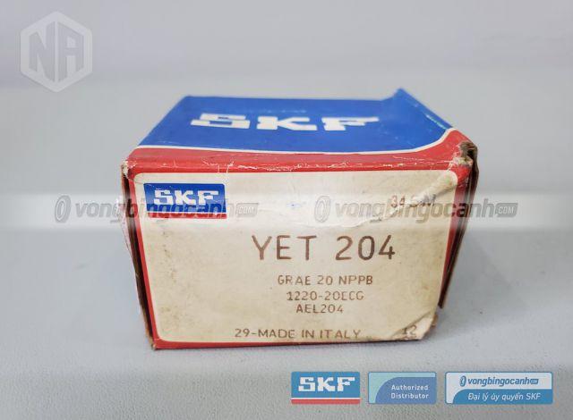 Vòng bi SKF YET 204