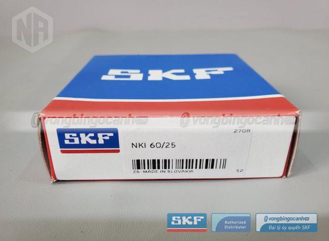 Vòng bi NKI 60/25 SKF