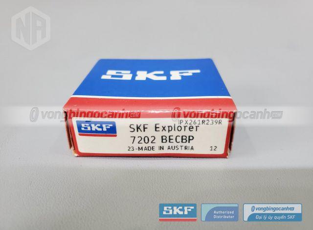 Vòng bi SKF 7202 BECBP chính hãng