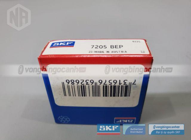 Vòng bi SKF 7205 BEP chính hãng