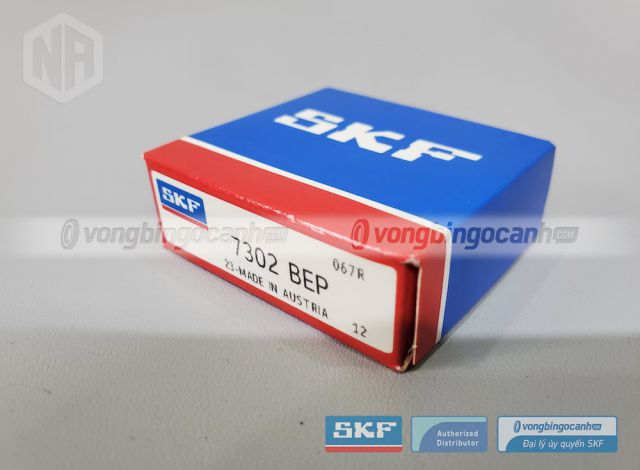 Vòng bi SKF 7302 BEP chính hãng
