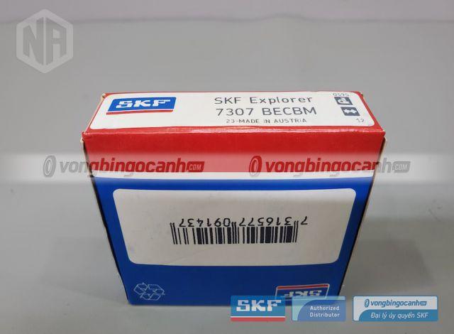 Vòng bi SKF 7307 BECBM chính hãng