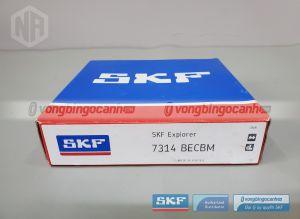 Vòng bi 7314 BECBM SKF chính hãng