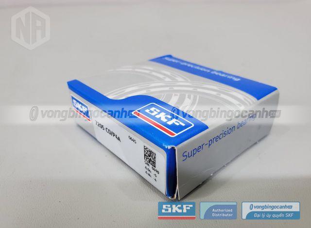 Vòng bi SKF 7205 CD/P4A chính hãng