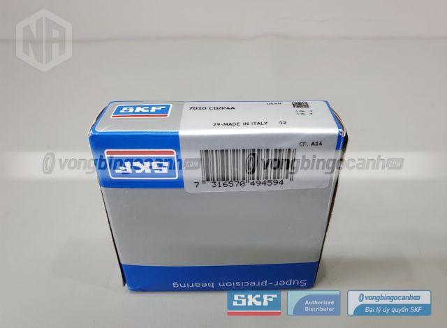 Vòng bi SKF 7010 CD/P4A chính hãng