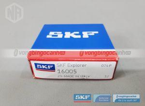 Vòng bi 16005 SKF chính hãng
