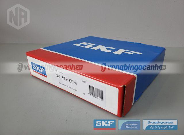 Vòng bi NU 319 ECM SKF chính hãng