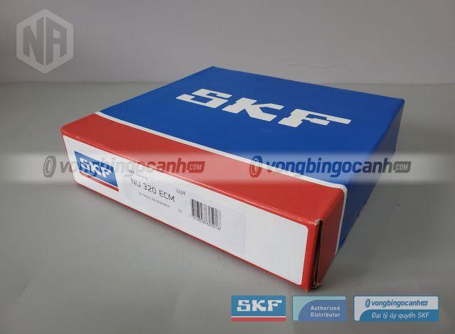 Vòng bi NU 320 ECM SKF chính hãng