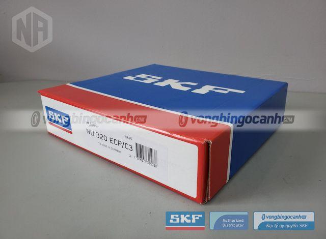 Vòng bi NU 320 ECP/C3 SKF chính hãng
