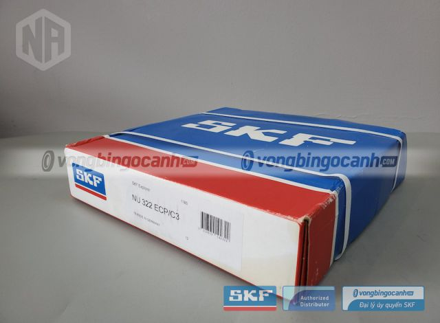Vòng bi NU 322 ECP/C3 SKF chính hãng