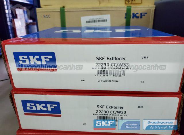 Vòng bi 22230 CC/W33 SKF chính hãng