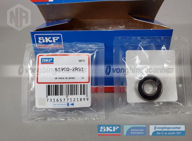 Vòng bi 61900-2RS1 chính hãng SKF