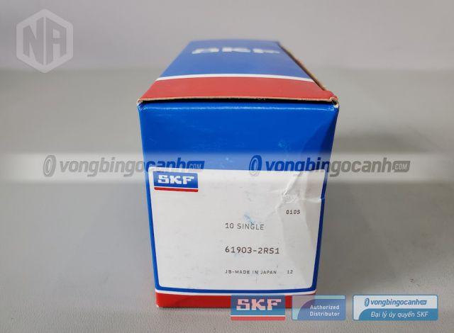 Vòng bi 61903-2RS1 chính hãng SKF