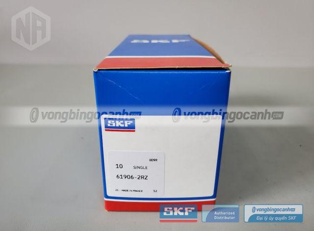 Vòng bi 61906-2RZ chính hãng SKF