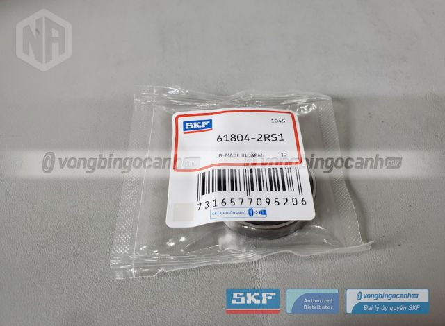 Vòng bi 61804-2RS1 chính hãng SKF