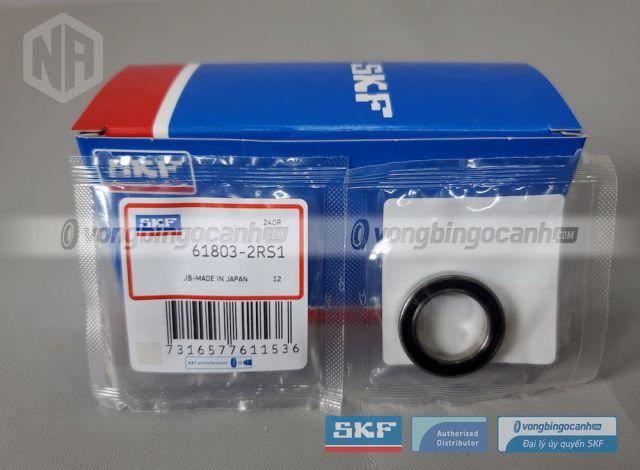 Vòng bi 61803-2RS1 chính hãng SKF