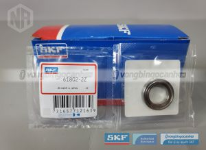 Vòng bi 61802-2Z SKF chính hãng