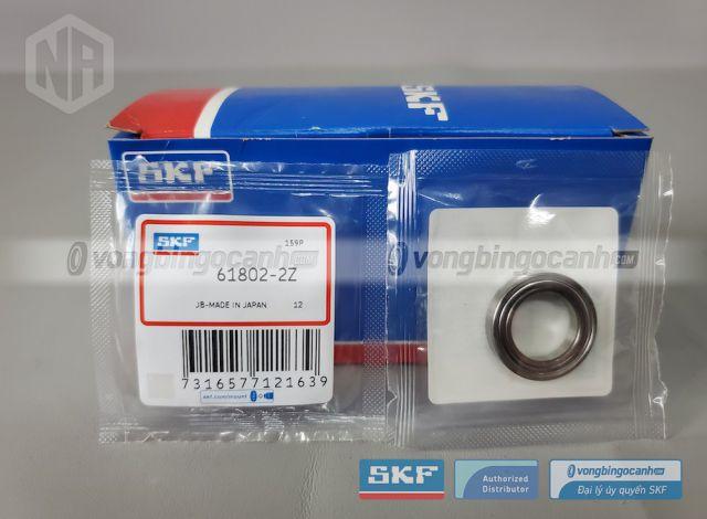 Vòng bi 61802-2Z chính hãng SKF