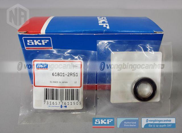 Vòng bi 61801-2RS1 chính hãng SKF