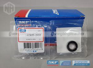 Vòng bi 61800-2RS1 SKF chính hãng