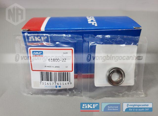 Vòng bi 61800-2Z chính hãng SKF