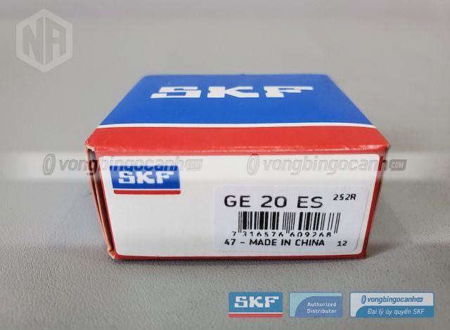 Vòng bi SKF GE 20 ES chính hãng