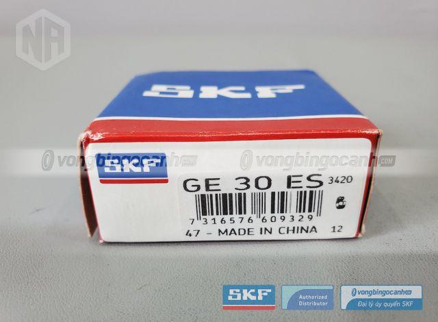 Vòng bi SKF GE 30 ES chính hãng