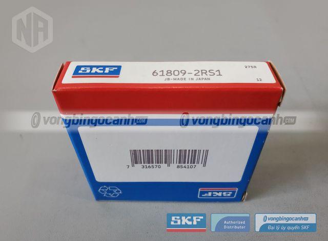 Vòng bi 61809-2RS1 chính hãng SKF