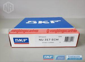 Vòng bi NU 317 ECM SKF chính hãng