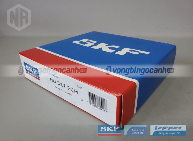 Vòng bi NU 317 ECM chính hãng SKF