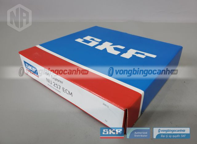 Vòng bi NU 217 ECM chính hãng SKF