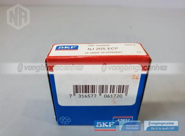 Vòng bi SKF NJ 205 ECP chính hãng