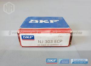 Vòng bi NJ 303 ECP SKF chính hãng