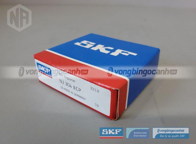 Vòng bi SKF NJ 304 ECP chính hãng