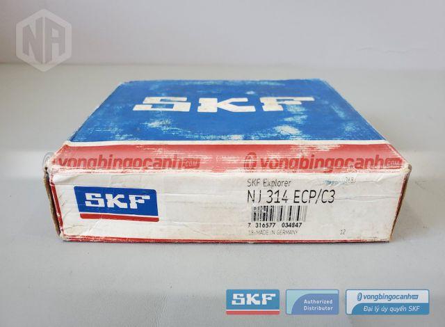 Vòng bi SKF NJ 314 ECP/C3 chính hãng