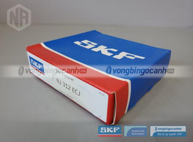 Vòng bi SKF NJ 312 ECJ chính hãng