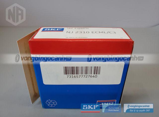 Vòng bi SKF NJ 2310 ECML/C3 chính hãng