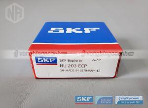 Vòng bi NU 203 ECP SKF chính hãng