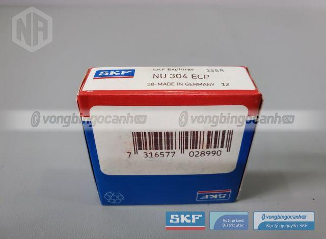 Vòng bi SKF NU 304 ECP chính hãng