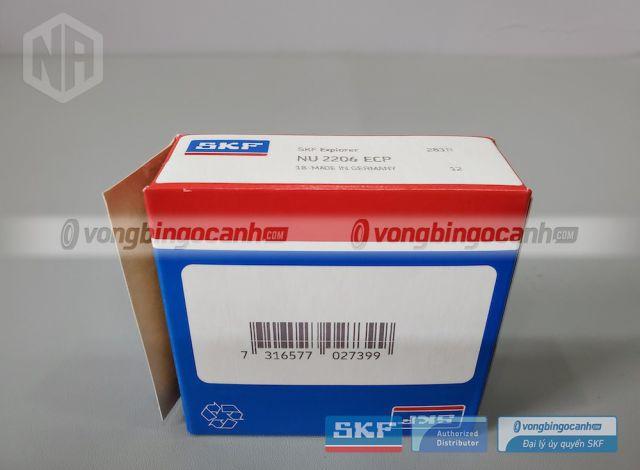 Vòng bi SKF NU 2206 ECP chính hãng