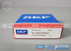 Vòng bi NU 206 ECP/C3 SKF chính hãng