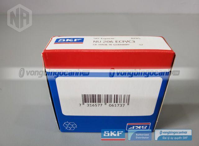 Vòng bi SKF NU 206 ECP/C3 chính hãng