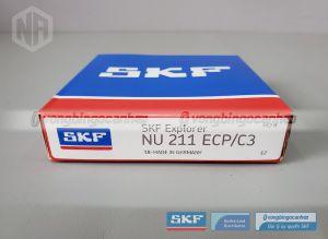 Vòng bi NU 211 ECP/C3 SKF chính hãng